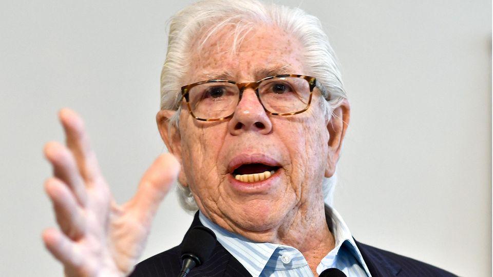 Pulitzer-Preis-Träger Carl Bernstein (Archivbild)