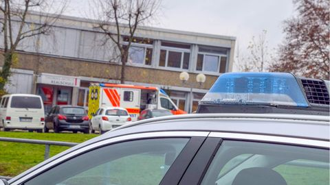 Thomas-Morus-Realschule in Östringen: Schauplatz eines Messerangriffs