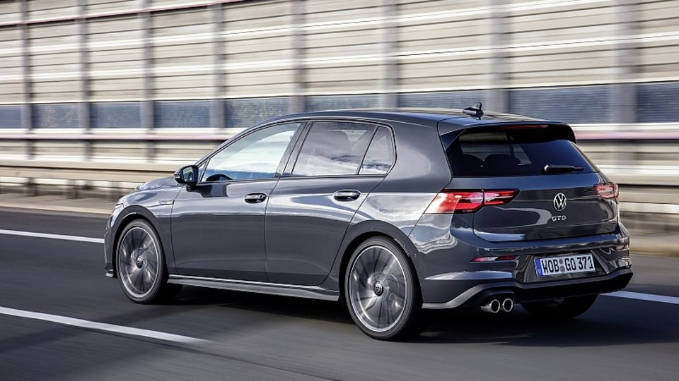VW Golf GTD 2021