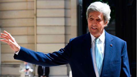 Der ehemaligeUS-Außenminister John Kerry soll unter Biden US-Sonderbeauftragterfür das Klima werden.