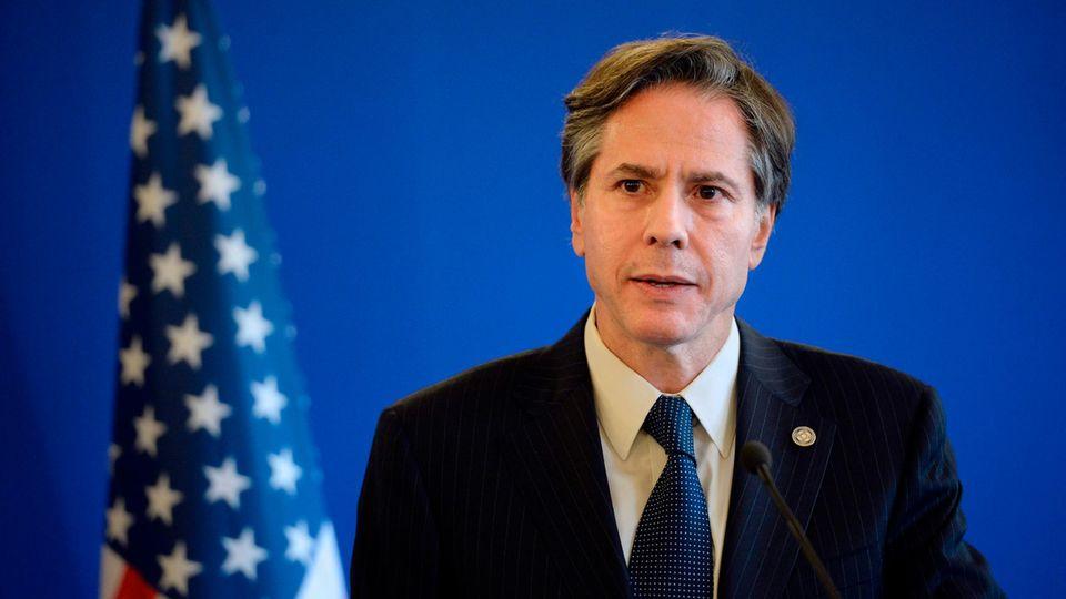 Anthony Blinken soll Außenminister werden