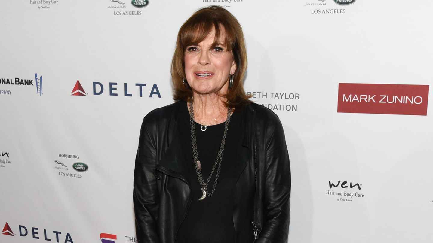 """Dallas""-Darstellerin Linda Gray im November 2019 in Beverly Hills"