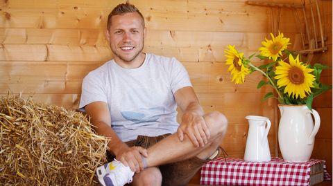 """Der Dandy vom Bodensee: """"Bauer sucht Frau""""-Kandidat Patrick"""