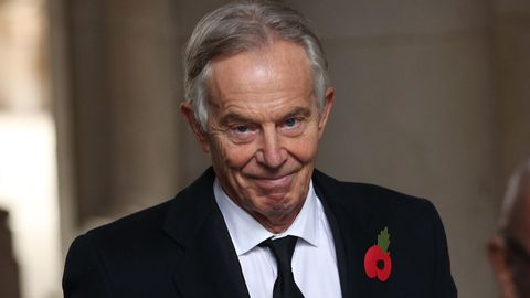 Tony Blair war von 1997 bis 2007 Regierungschef von Großbritannien