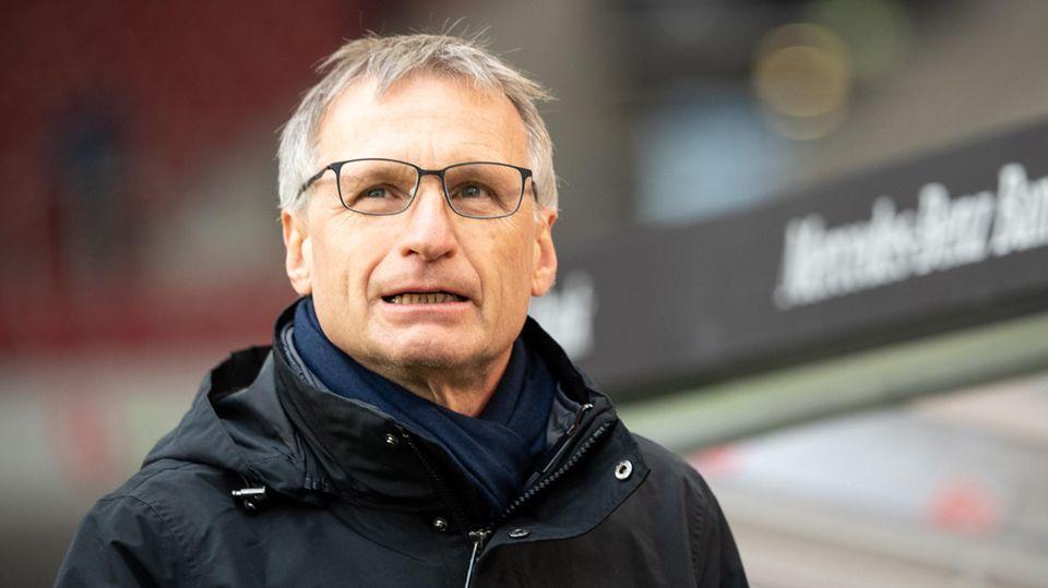 Michael Reschke wird für die angeblich misslungene Kaderzusammenstellung der Schalker verantwortlich gemacht