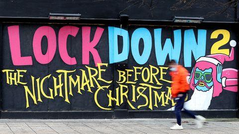 Briten dürfen sich über die Weihnachtsfeiertagetreffen.