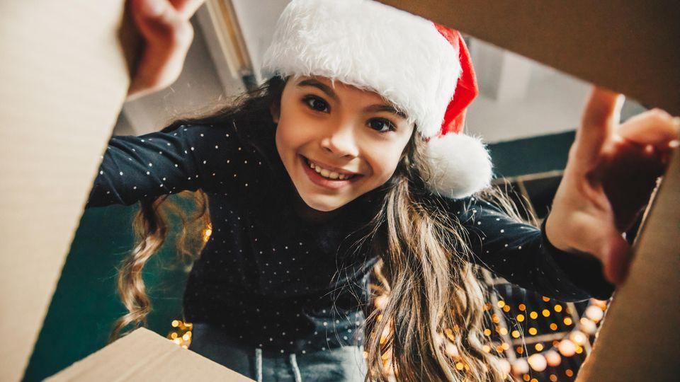 Geschenke für Mädchen bis 10 Jahren