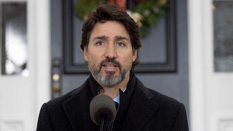Der kanadische Premierminister bemerkte im Laufe des Telefongesprächs die Täuschung und legte einfach auf