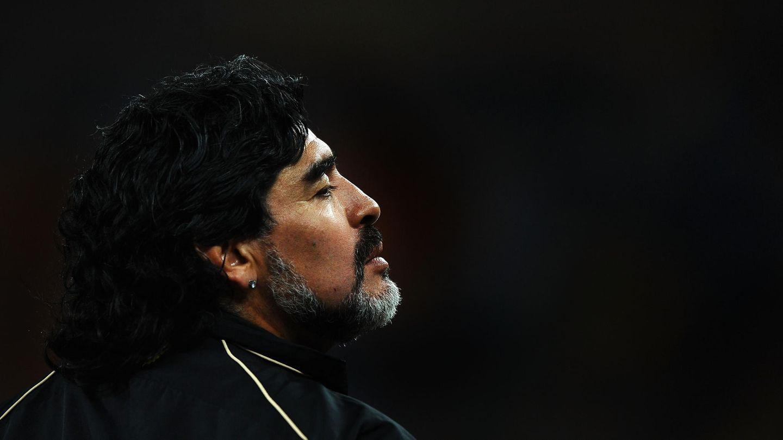 In seiner Heimatstadt Buenos Aires gestorben: Diego Maradona