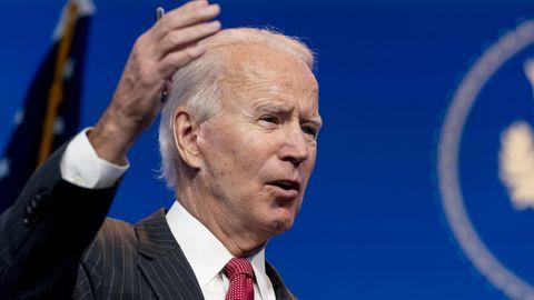 Richtungsstreit bei Demokraten: Trump ist besiegt, doch schon kämpft Joe Biden mit dem nächsten Gegner – der eigenen Partei
