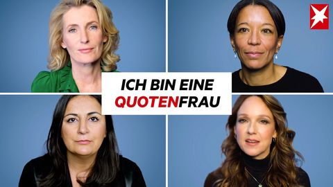 Quotenfrau