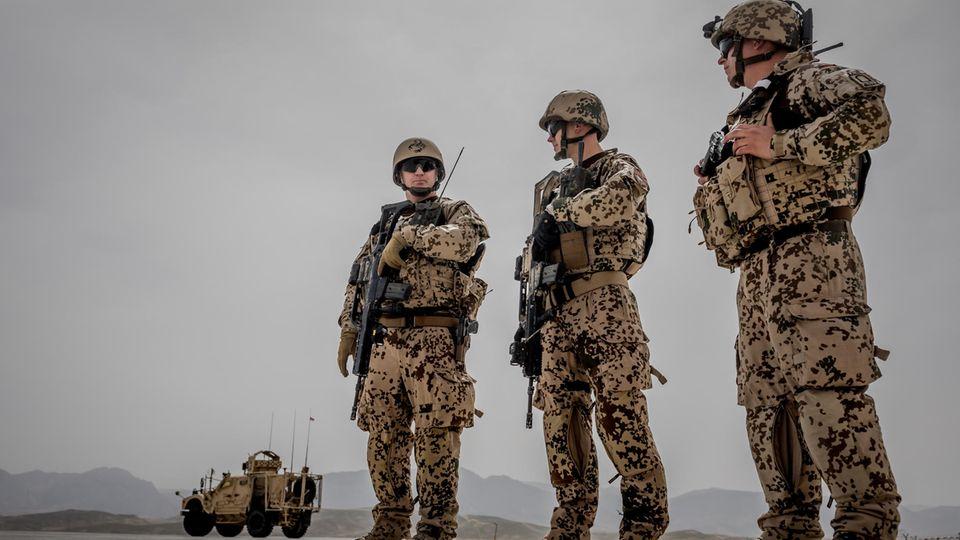 Plötzlicher Truppenabzug: US-Truppen ziehen ab, die Deutschen räumen Kundus – das erwartet die Bundeswehr in Afghanistan