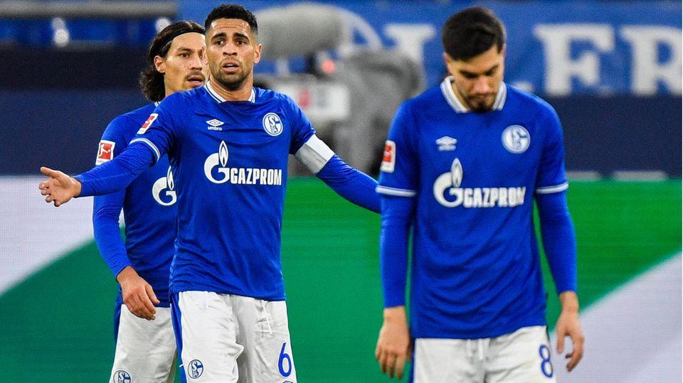 Schalke 04 ist seit 24 Spielen ohne Sieg