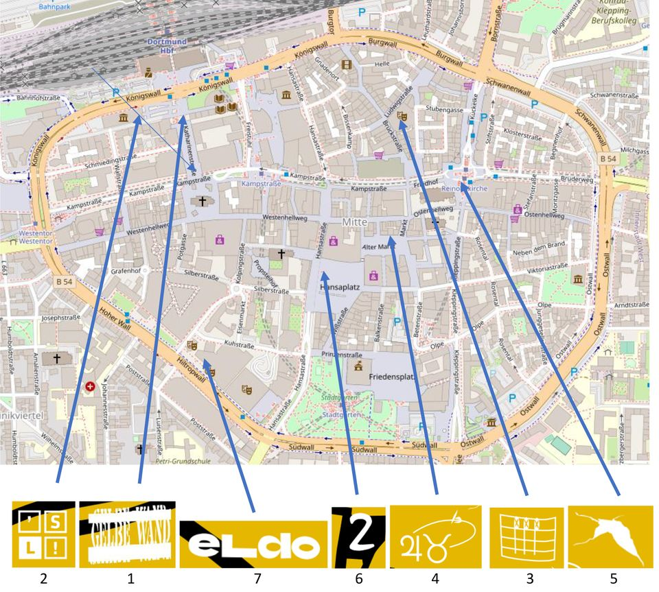 IQon – das schwierigste Rätsel Deutschlands: Lösung für Folge 7: Dortmund