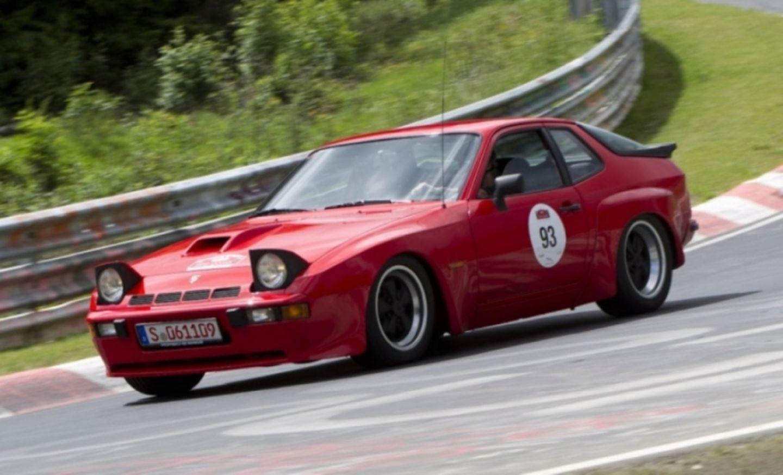 Der Porsche 924 GT
