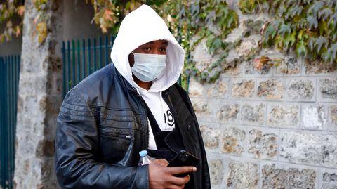 In Frankreich haben sich Fußballer mit Musikproduzent Michel solidarisiert