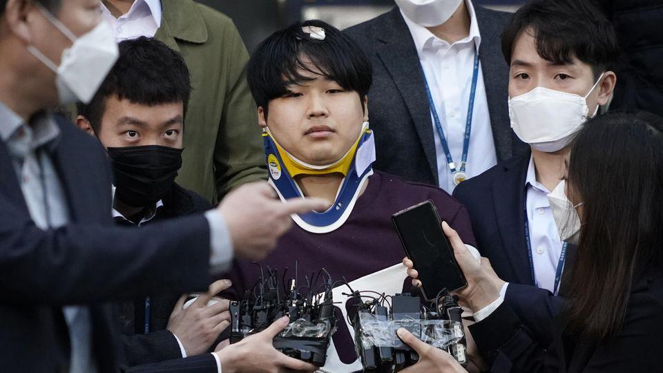 Cho Ju-bin wurde zu 40 Jahren Haft verurteilt