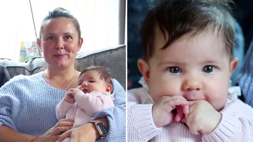 Paar bekommt Zwillinge – mit zwei Jahren Altersunterschied