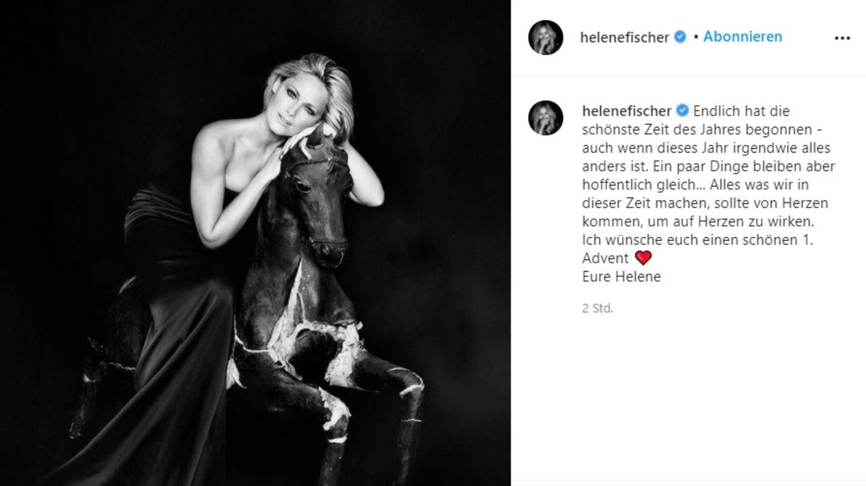 Vip News: Helene Fischer erfreut Fans