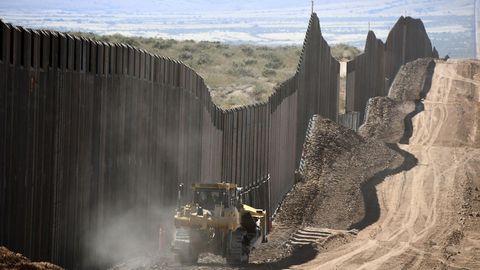 US-Grenzzaun Mexiko