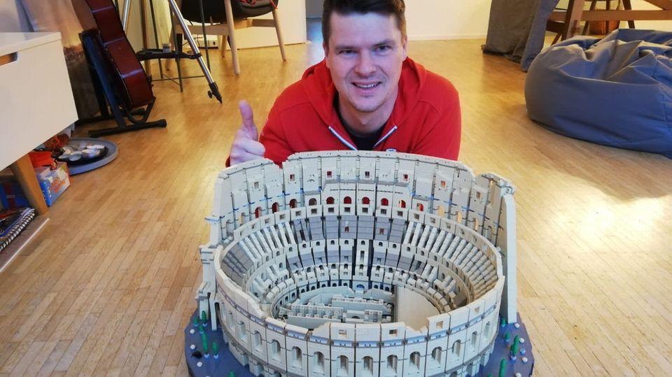 Das Lego-Experiment: Das größte Set aller Zeit ist fertig