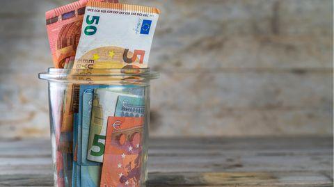 Geld sparen mit ETF