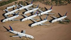 Der Pinal Airpark liegt nordwestlich von Tucson am Marana Army Airfield, das im Zweiten Weltkrieg entstand. Hier werden Flugzeuge wie mehrere Exemplare der Boeing 757 von Delta Air Lines nicht nur ausgeschlachtet und recycelt, sondern…