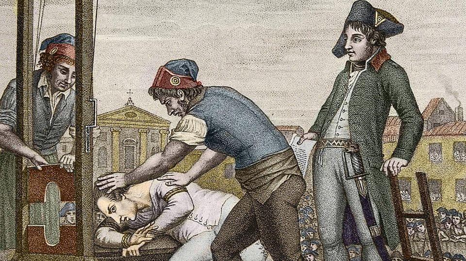 Henkersplatz Place de Grève: Geköpft, gehängt, gevierteilt: Wo der Tod zum grausamen Spektakel fürs Volk wurde