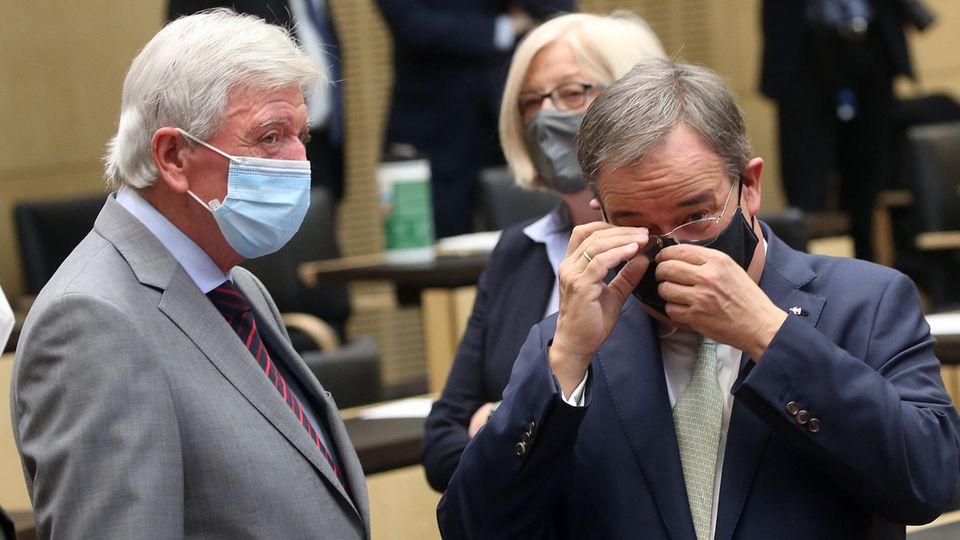 News zum Coronavirus: CDU streitet heftig über Finanzierung der Corona-Hilfen