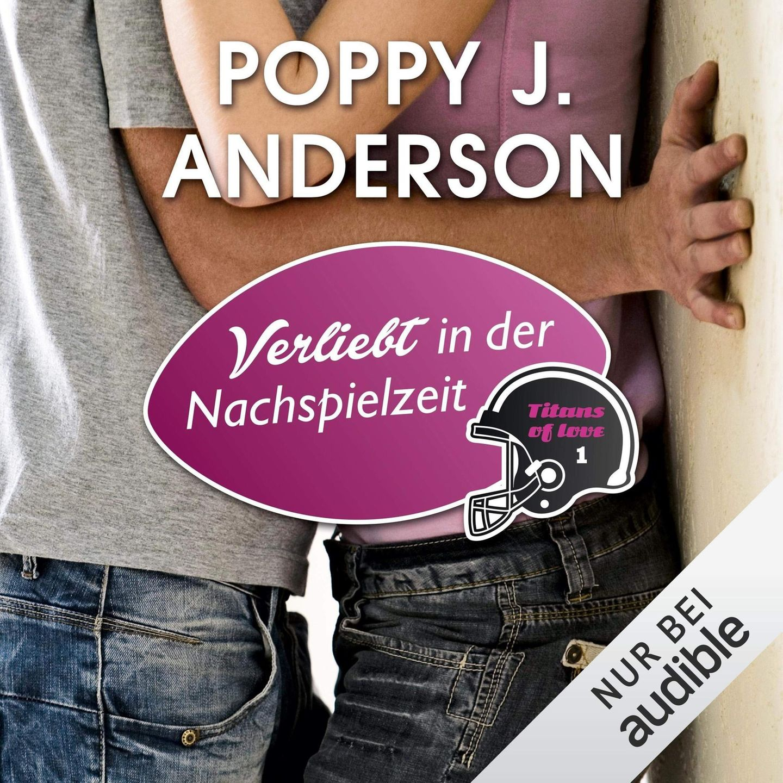 "Hörbuch Poppy J. Anderson ""Titans of Love"""