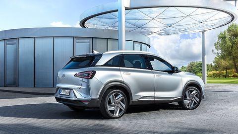 Hyundai Brennstoffzelle