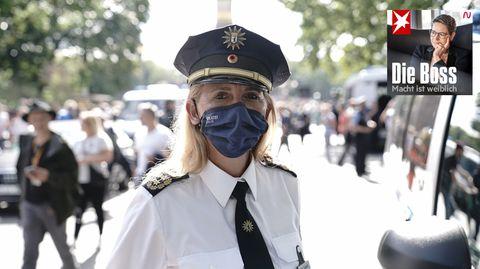 Berliner Polizeipräsidentin Barbara Slowik
