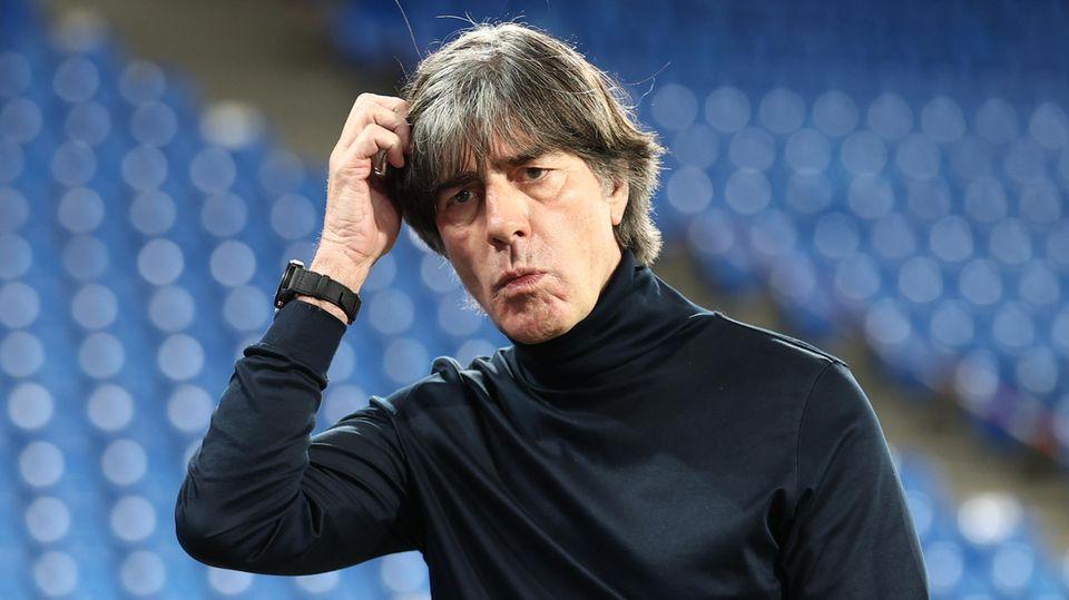 """""""Kein Job auf Lebenszeit"""": Joachim Löw bleibt dennoch Bundestrainer"""