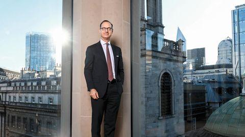 Allianz-Chef Oliver Baete