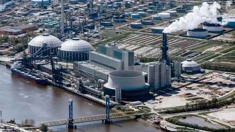 Kohlekraftwerk Hamburg-Moorburg geht vom Netz