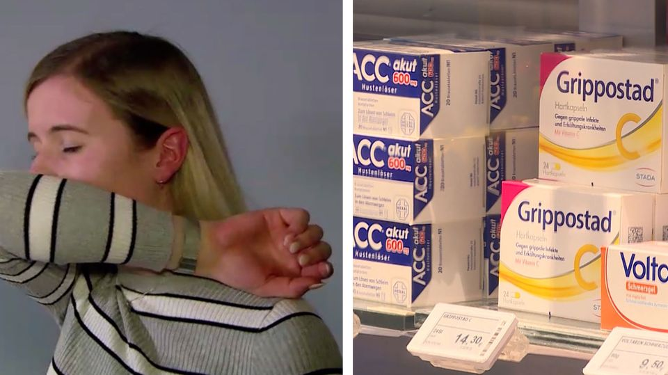 AHA-Regeln bremsen Erkältungswelle – Umsatzeinbußen für Ärzte und Apotheken