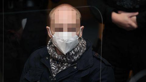 Angeklagter Halle-Attentäter Stephan B.