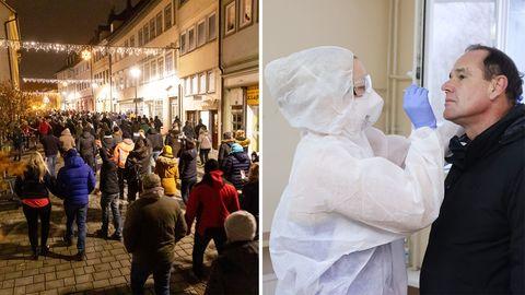 Massentests im Super-Hotspot Hildburghausen – Bürgermeister enttäuscht über Beteiligung