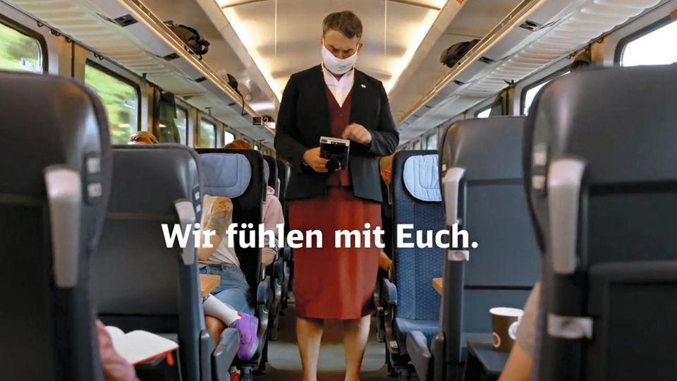 Pride Ride bei der DB, Werbespot der Deutschen Bahn