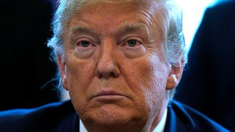 Donald Trump, Präsident der USA