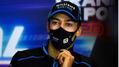 GeorgeRussell kennt Hamiltons Boliden gut, weil er Testfahrer bei Mercedes ist