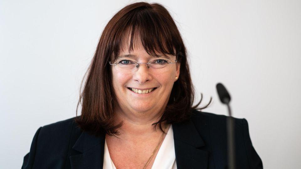 Elisabeth Roegele,Exekutivdirektorin der Bafin-Wertpapieraufsicht
