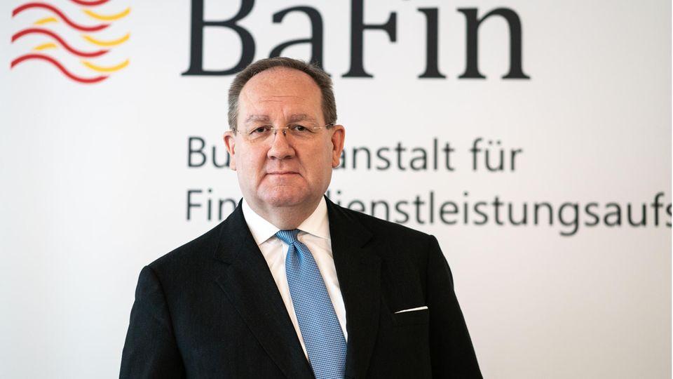 Bafin-PräsidentFelix Hufeld