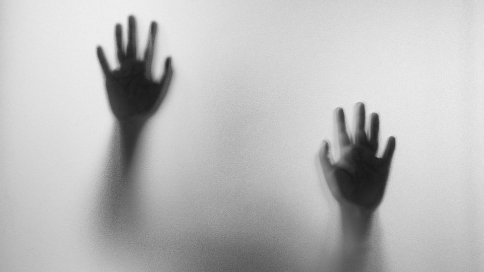 Schatten Hände