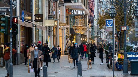 Einzelhandel erholt sich von der Corona-Krise