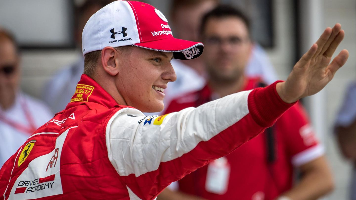 Mick Schumacher is a great promise for the formula 1. Whether he can redeem, the future will show