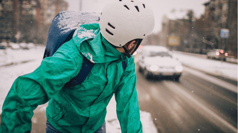 Generell sollte man im Winter vorsichtig fahren.