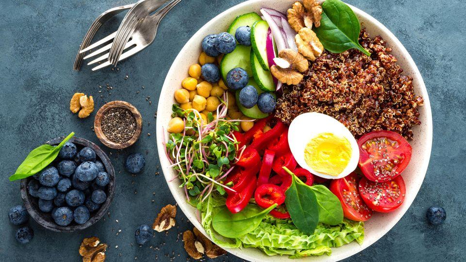 Ernährung: Genießen Sie sich gesund! Was Sie essen sollten, um ihr Immunsystem zu stärken