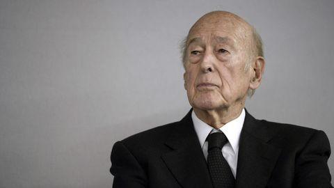 Der frühere französische Präsident Valéry Giscard d'Estaing