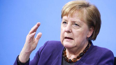 """Teil-Lockdown verlängert – Kanzlerin Merkel erklärt warum: """"Das Virus lässt sich nicht betrügen"""""""